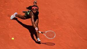 Coco Gauff es una de las grandes promesas del tenis estadounidense