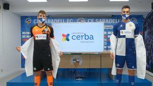 El original anuncio del nuevo sponsor del Sabadell