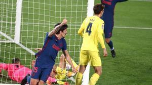 El Atlético de Madrid respira: el resumen de la victoria ante el Villarreal