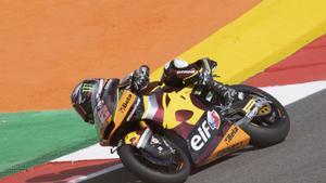 Sam Lowes en el circuito de Algarve del GP de Portugal