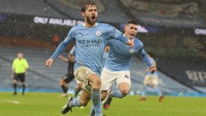 El resumen de la victoria del Manchester City al Aston Villa