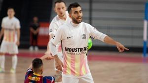 Industrias volvió a derrotar al Barça