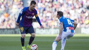 Víctor Sánchez: Messi es el mejor, está por encima de los demás