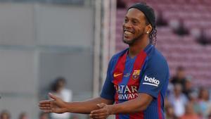 Ronaldinho Gaucho, un fichaje que cambió la historia del Barça