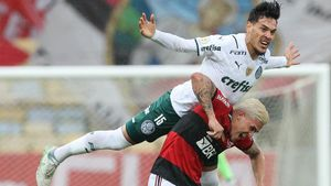 Gustavo Gómez y Pedro, un duelo que ahora decidirá una Libertadores