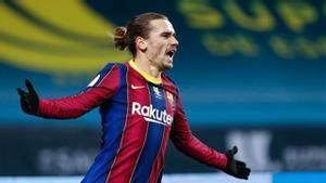 El Barça necesita la efectividad del mejor Griezmann