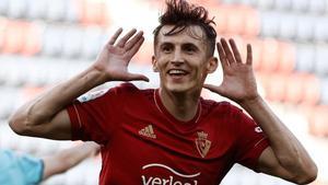 El resumen de la victoria de Osasuna ante el Cádiz
