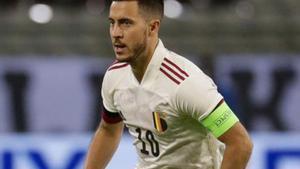 Hazard: Pueden pensar lo que quieran pero yo soy feliz en el Real Madrid