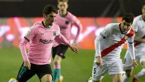 Francisco Trincao aún debe dar un último paso adelante en el FC Barcelona