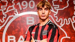 Como bien dice su apellido... ¡Bravo! Vea el golazo de chilena con el Bayer Leverkusen sub-19 del exazulgrana Iker