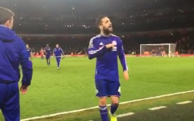 Cesc podría abandonar el Chelsea... ¡para ir al Real Madrid!