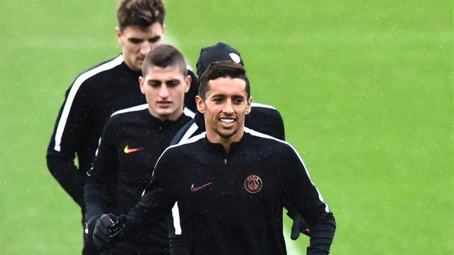 Marquinhos, jugador del PSG