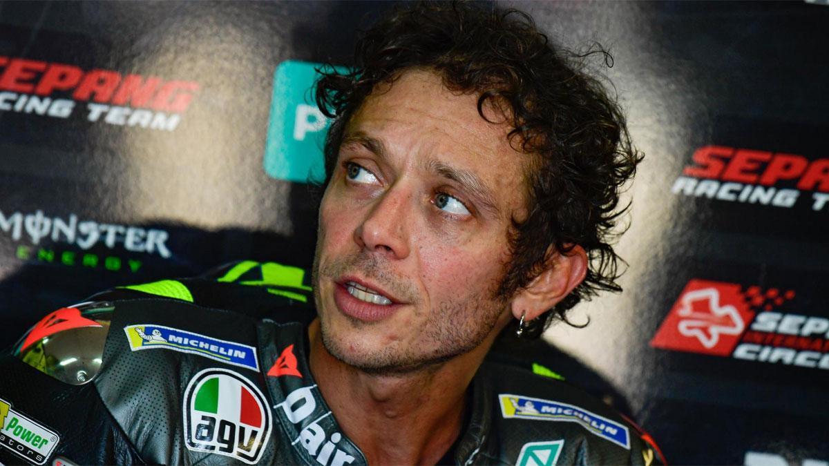 Valentino Rossi se despide de MotoGP a final de temporada