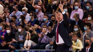 Jasikevicius se mostró contento por la aportación de todo el equipo