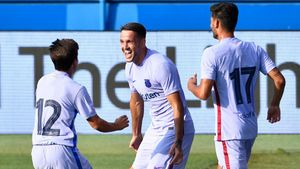 Manaj volvió a marcar ante el Girona