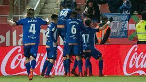 LALIGA | Girona - Alavés (2-3): El hat trick de Ibai Gómez