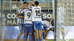 El Girona vuelve a perder ante el Málaga