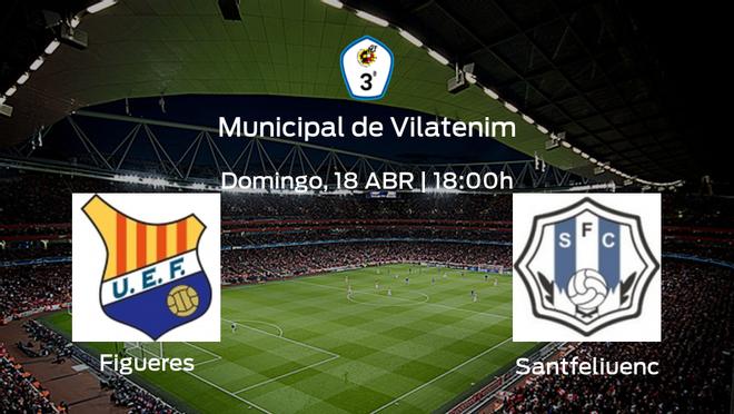 Previa del partido de la jornada 2: Figueres contra Santfeliuenc