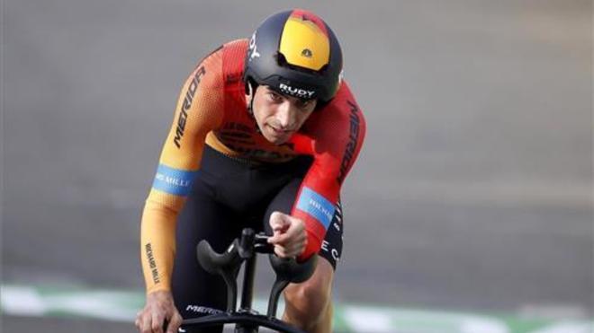 Mikel Landa competirá por el Giro que empieza hoy