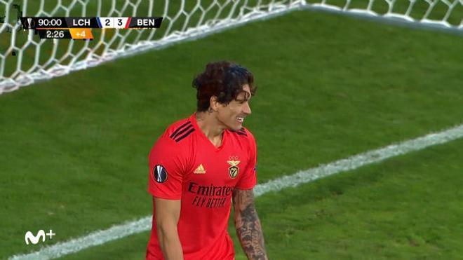 El hat-trick de Darwin Núñez en Europa League