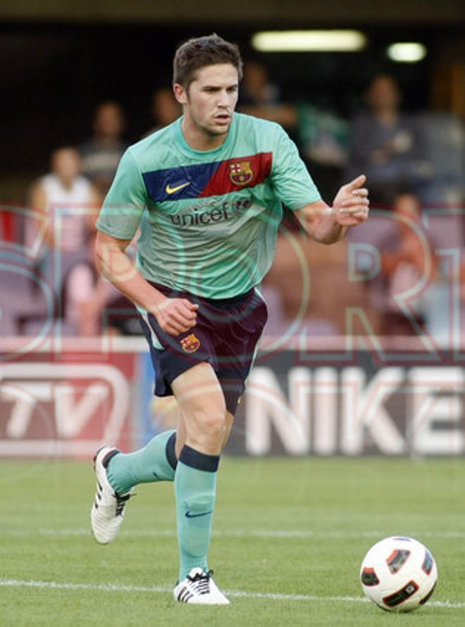 14. Andreu Fontàs 2010-11