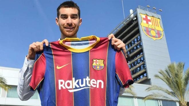 Riera, nuevo fichaje del Barça B