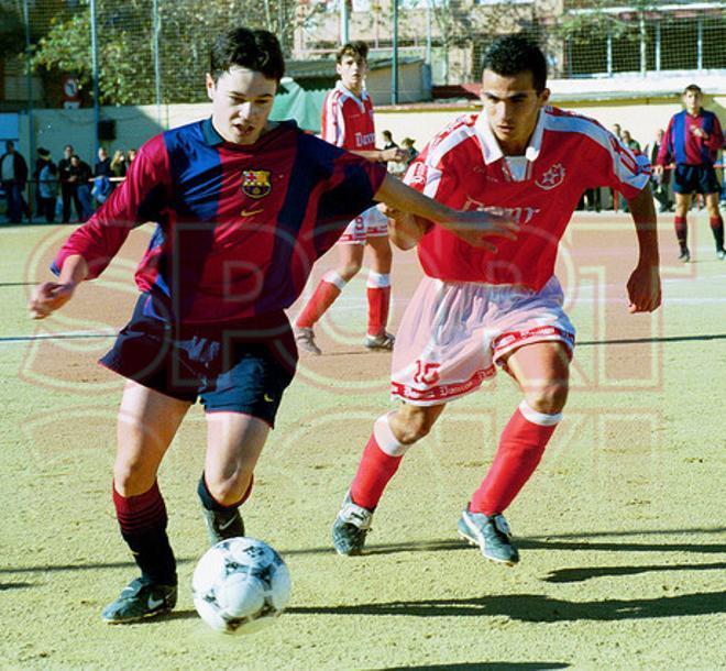13. Andrés Iniesta 2000-01
