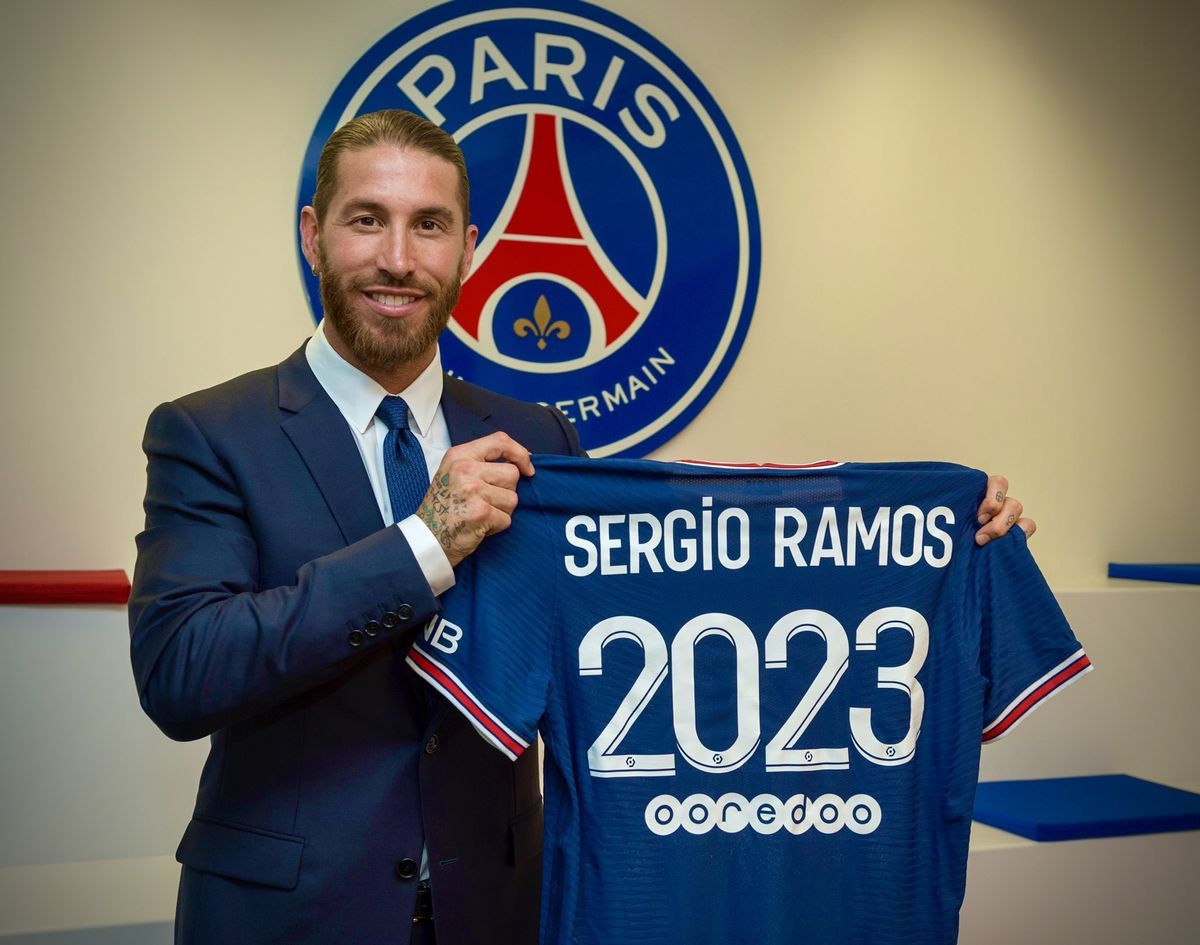Pochettino: Ramos podrá encontrar otra vez su mejor nivel