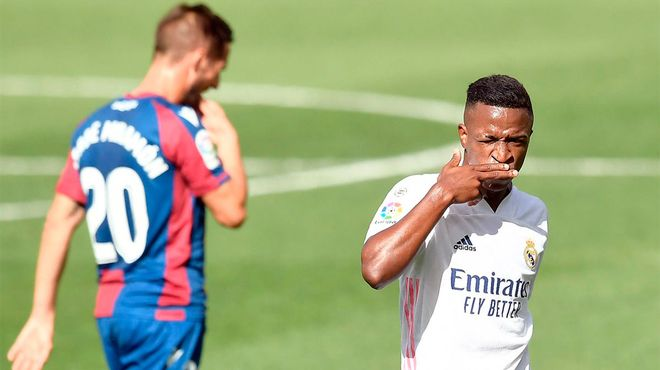 Vinicius: Por poco no he marcado más goles