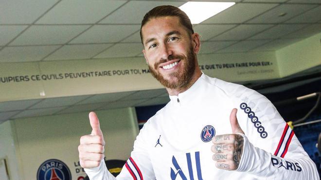 Ramos tiene que aplazar su 'debut soñado' con el PSG