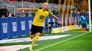 ¡Habemus Haaland! El delantero sigue marcando goles que son una obra maestra