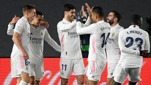 El Real Madrid empieza el año con buen pie