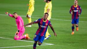 Ansu Fati, futbolista del FC Barcelona