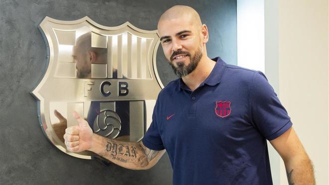 Valdés vivirá una segunda etapa en el Barça