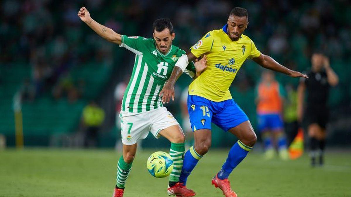 En cuatro fechas, el Cádiz solo ha sido capaz de sumar dos puntos mediante un par de empates