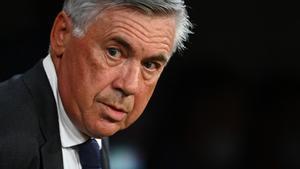 Ancelotti: Vini es bastante frío frente a la portería