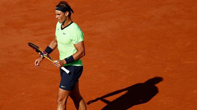 Rafa Nadal, a semifinales de Roland Garros tras imponerse a Schwartzman