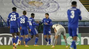 El resumen de la victoria del Leicester ante el AEK