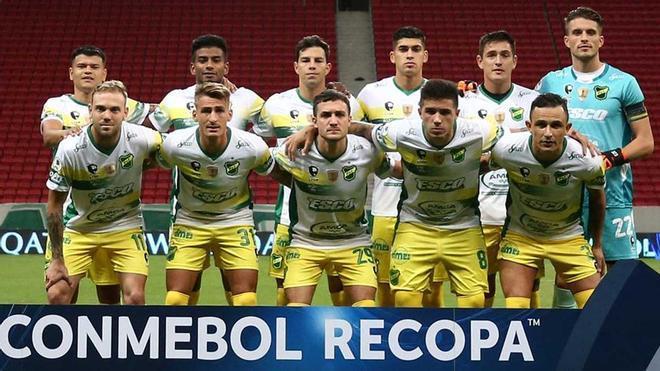 El Defensa y Justicia, campeón de la Recopa Sudamericana 2021