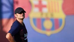 Valverde pone una alineación inédita ante el Betis