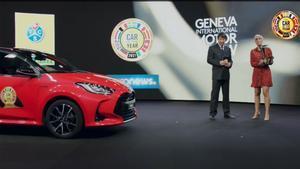 El Toyota Yaris elegido 'The Car Of The Year 2021'