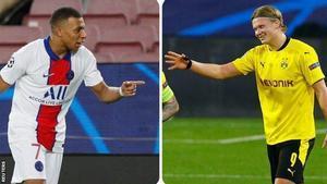 Las palabras de elogio de Zidane hacia Mbappé y Haaland