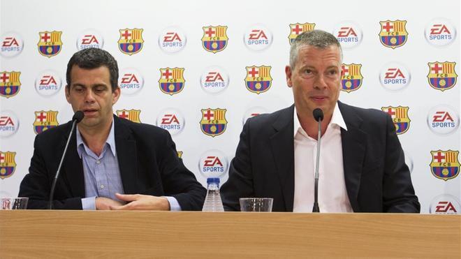 Laurent Colette fue director comercial del FC Barcelona en la etapa de Sandro Rosell