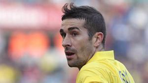 Cani jugó 9 temporadas en el Villarreal, pero acabo marchándose en 2015