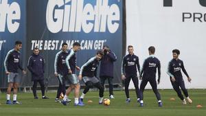 Valverde podría hacer algún cambio ante el Rayo pensando en la Champions