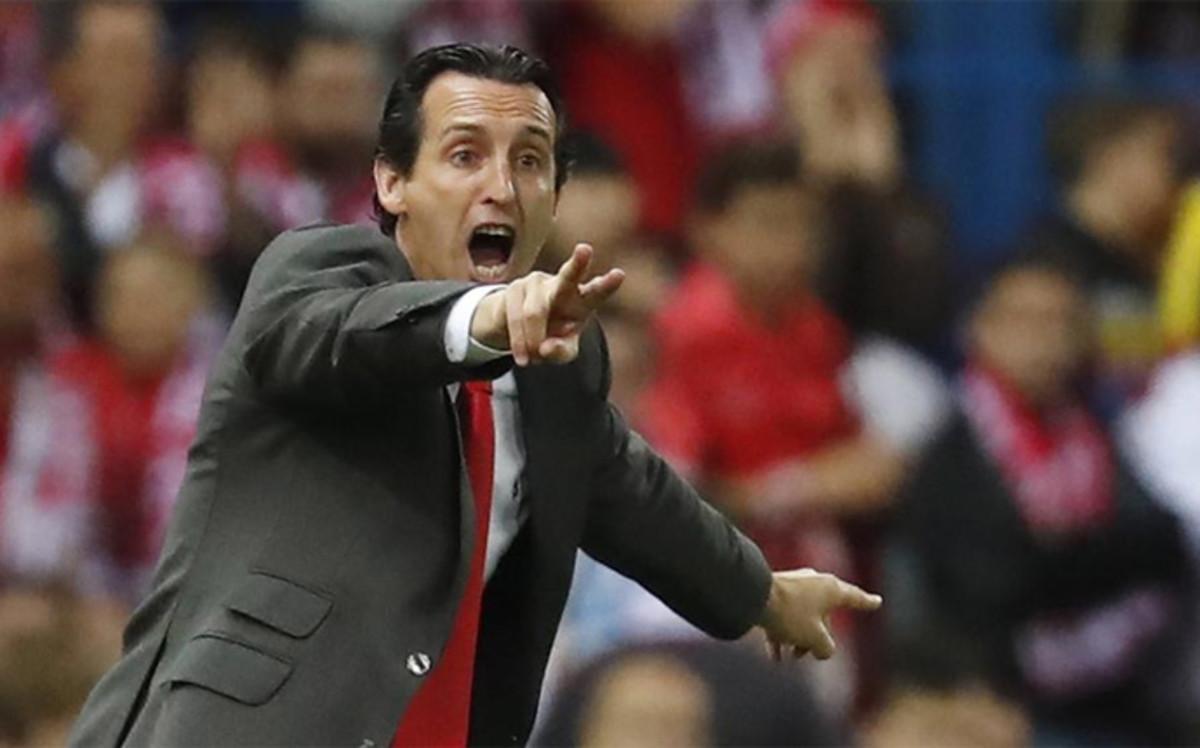 Emery ya ha informado al Sevilla de la oferta del PSG