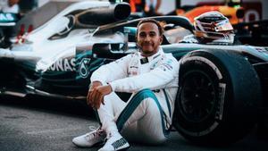 Hamilton, a un paso del título