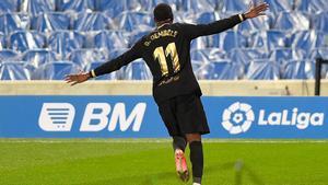 La renovación de Dembélé, prioridad para el Barça