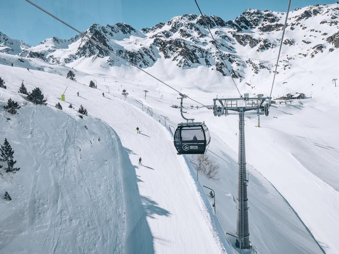 Grandvalira Resorts cierran la temporada de nieve con la mirada  puesta en el verano