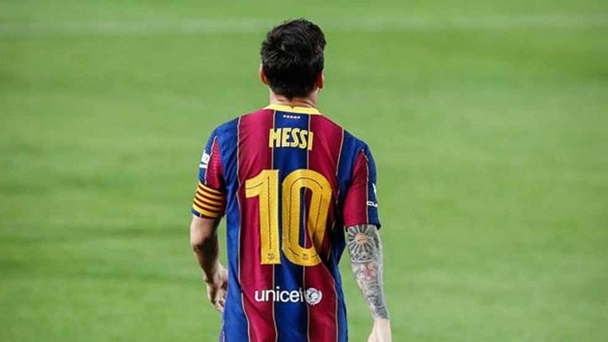 El Manchester City está decidido a fichar a Leo Messi, según The Times